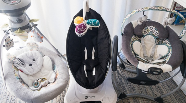 portable vibrating baby swing